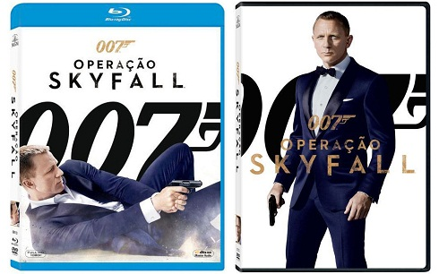 Skyfall-Bluray-DVD-Brasil-Official Poster Banner (POST)