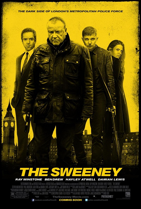 The Sweeney-Official Poster Banner PROMO POSTER-23Janeiro2013 (POST)