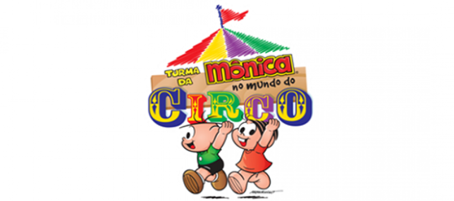 """Turma da Mônica no Mundo do Circo"" anima as férias no Shopping Grande Rio"