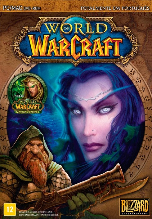 World of Warcraft-Official Poster Banner Promo CLASSIC BOX-31Janeiro2013 (POST)
