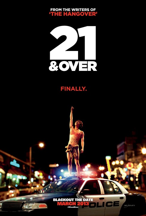 21 and Over-Official Poster Banner-13Novembro2012 (POST)