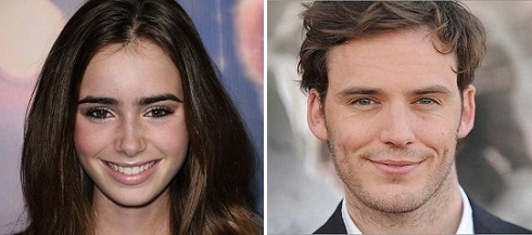 Love, Rosie -Lily Collins-Sam Claflin-Official Poster Banner PROMO (POST)