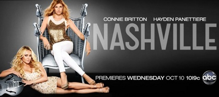 Nashville | Vídeo promocional para o episódio (1.15) 'When You're Tired of Breaking Other Hearts'