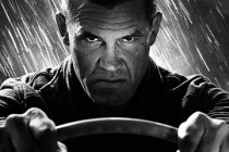 Sin City: A Dame to Kill For | Josh Brolin como Dwight e Robert Rodriguez nas imagens inéditas para o filme