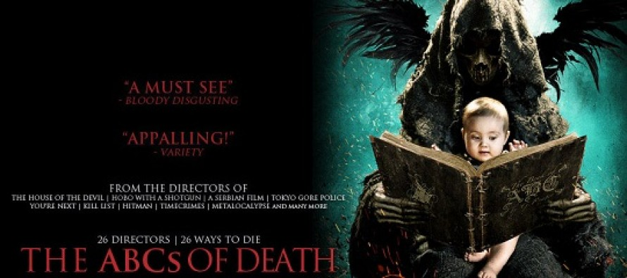 The ABCs of Death | Vídeo com cenas dos bastidores e dois clipes inéditos para o horror