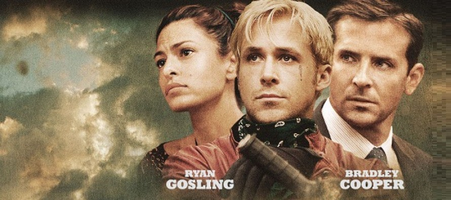 The Place Beyond The Pines | Ryan Gosling, Bradley Cooper e Eva Mendes estampam cartazes franceses para o drama