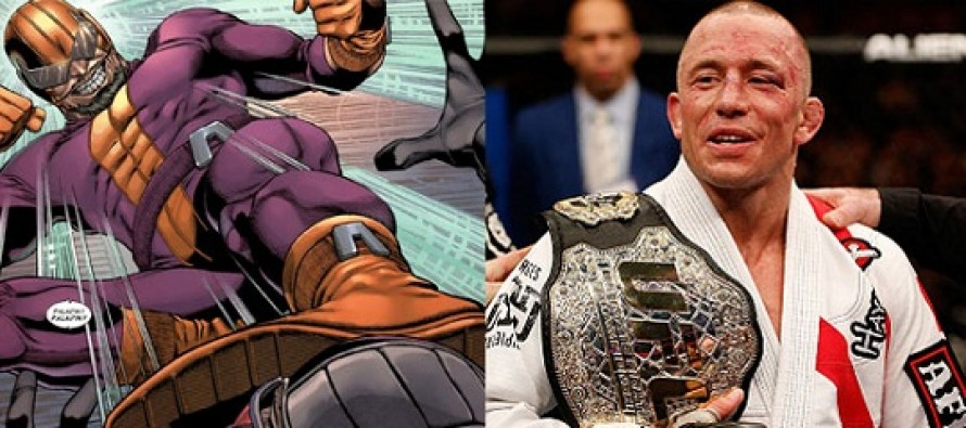 Captain America: The Winter Soldier | Campeão do UFC, Georges St-Pierre será vilão Batroc no filme