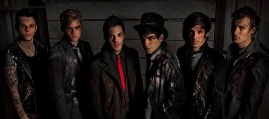 Videoclipe | Crown The Empire – Makeshift Chemistry