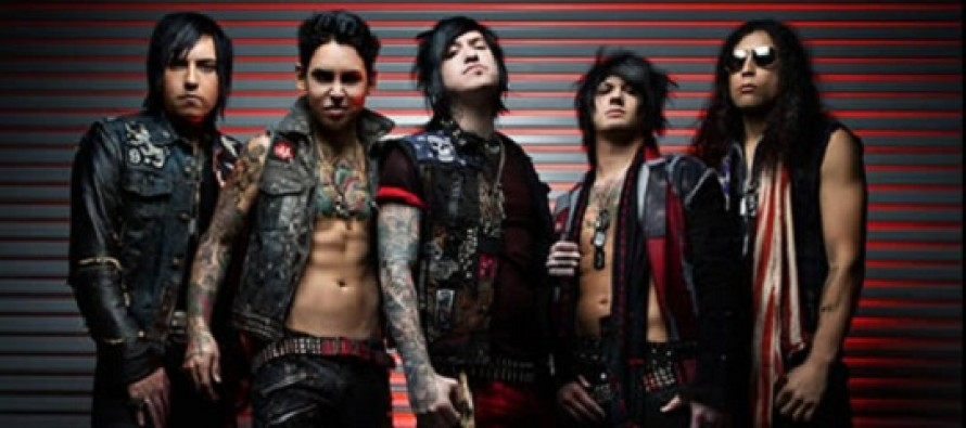 Videoclipe | Escape The Fate – Ungrateful