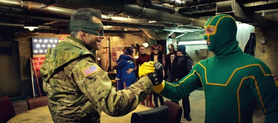 Kick-Ass 2 ganha featurette inédito, comercial com Red Mist e vídeos virais com Motherfucker e Mother Russia!