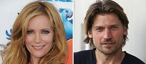 Nikolaj Coster-Waldau-Leslie Mann-The Other Woman-Official Poster Banner PROMO (POST)