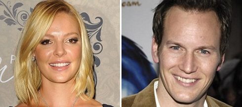 North of Hell-Katherine Heigl-Patrick Wilson-Official Poster Banner PROMO (POST)