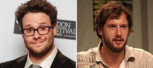 The Interview-Seth Rogen-Evan Goldberg-Official Poster Banner PROMO (POST)