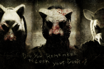 You're Next | 'Você se lembrou de trancar a porta?' anuncia cartazes inéditos do horror