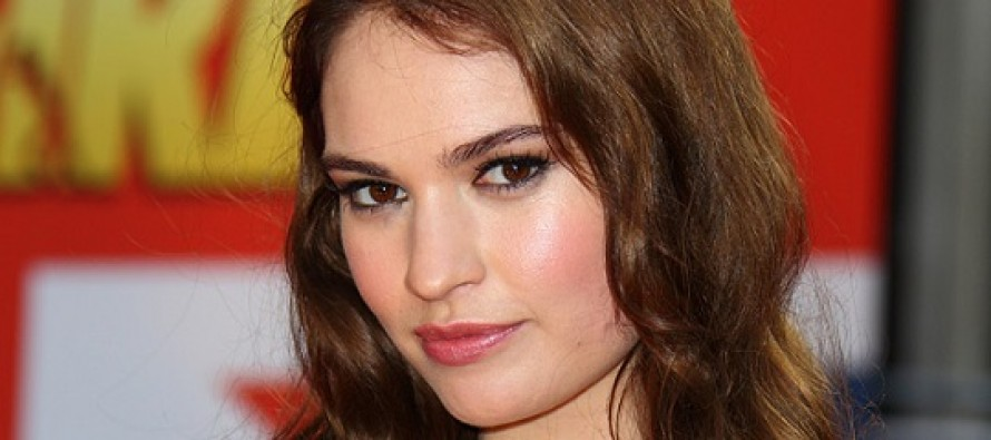 Cinderella | Lily James da série 'Downton Abbey' confirmada como princesa na adaptação do conto de fadas