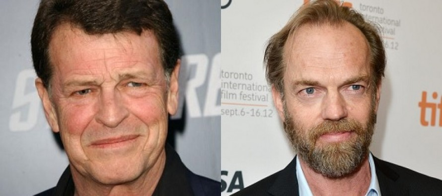 The Mule | Hugo Weaving e John Noble vão estrelar suspense criminal