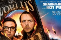 The World's End | Simon Pegg e Nick Frost estampam banner inédito para comédia apocalíptica