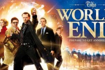 The World's End | Comédia apocalíptica com Simon Pegg e Nick Frost ganha novos cartazes e trailer internacional