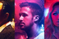Ryan Gosling, Kristin Scott Thomas e Vithaya Pansringarm estampam cartazes do thriller criminal Only God Forgives