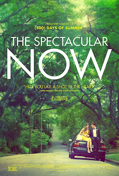 The Spectacular Now-Official Poster Banner PROMO-19JUNHO2013
