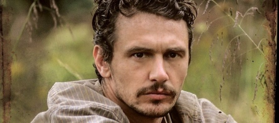 James Franco estampa pôster inédito para adaptação do drama As I Lay Dying