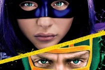 Aaron Taylor-Johnson, Chloe Moretz, Christopher Mintz-Plasse e Jim Carrey no pôster inédito de Kick-Ass 2!