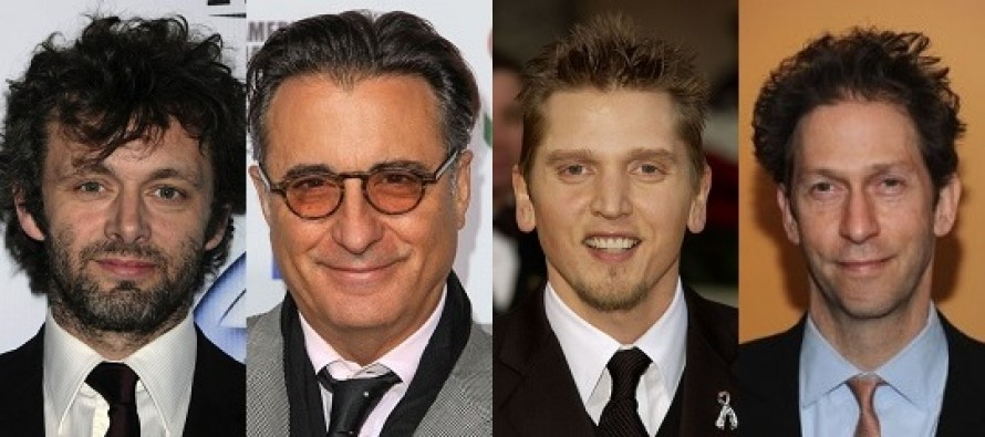 Andy Garcia, Tim Blake Nelson, Barry Pepper e Michael Sheen são anunciados no drama Kill the Messenger