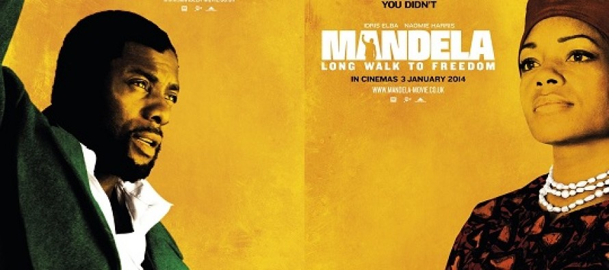 Mandela: Long Walk to Freedom, drama biográfico sobre Nelson Mandela ganha teaser trailer e cartazes de personagens!