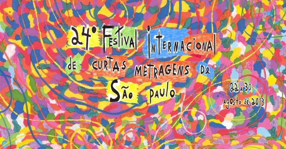 24 FESTIVAL Curtas de SP-Official Poster Banner PROMO PHOTO-19AGOSTO2013
