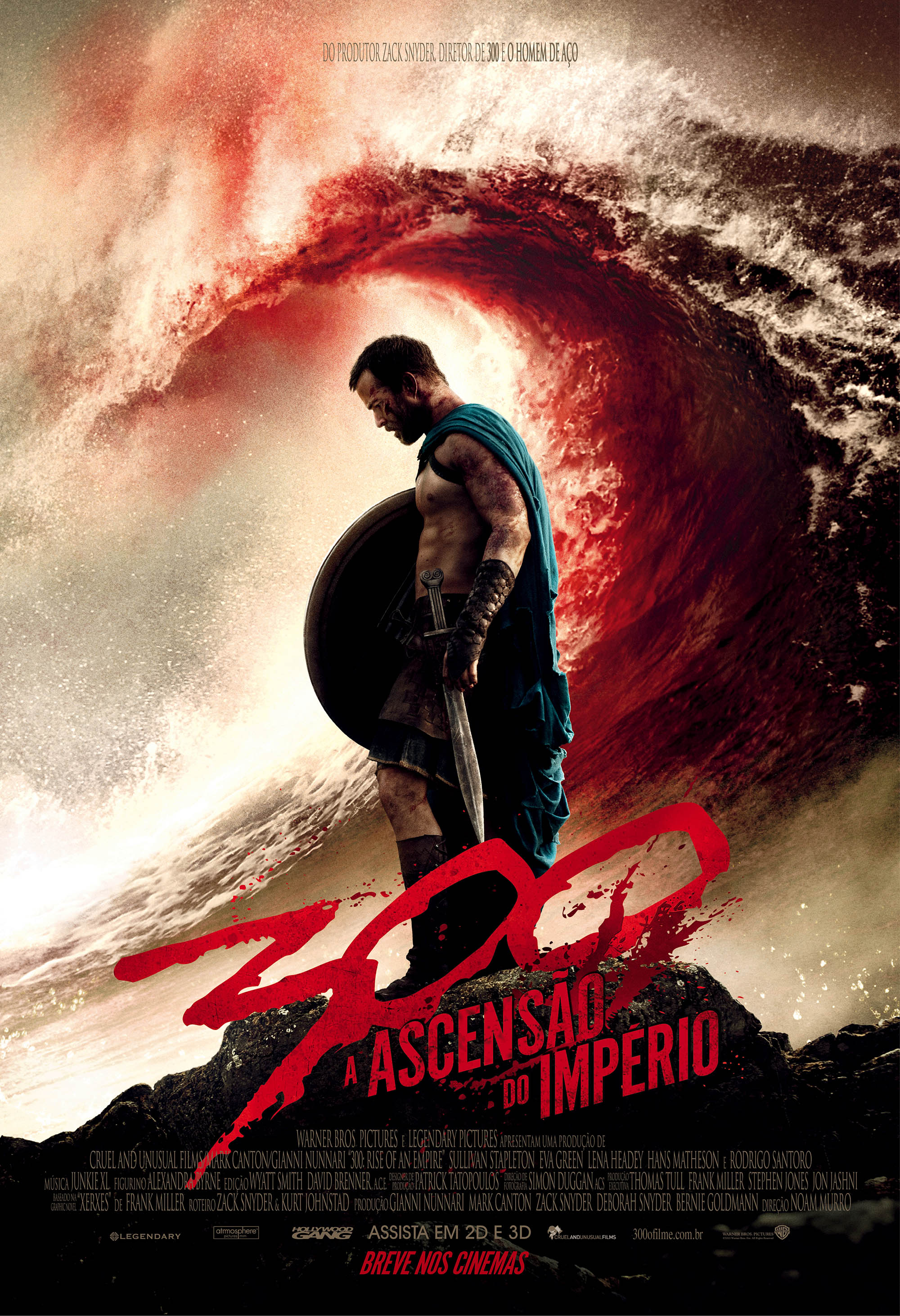 300 Rise of an Empire-Official Poster Banner PROMO NACIONAL-05JULHO2013