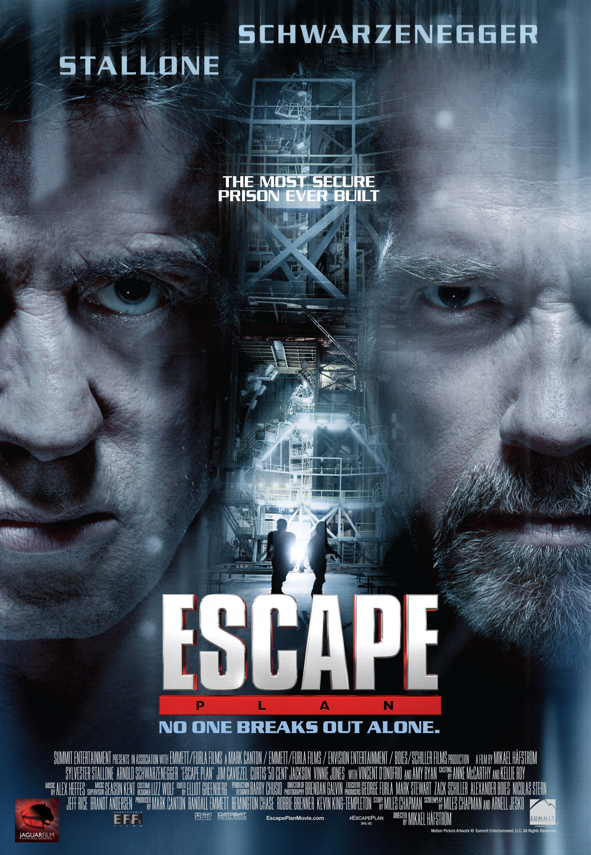 Escape Plan-Official Poster Banner PROMO POSTER-13AGOSTO2013-01