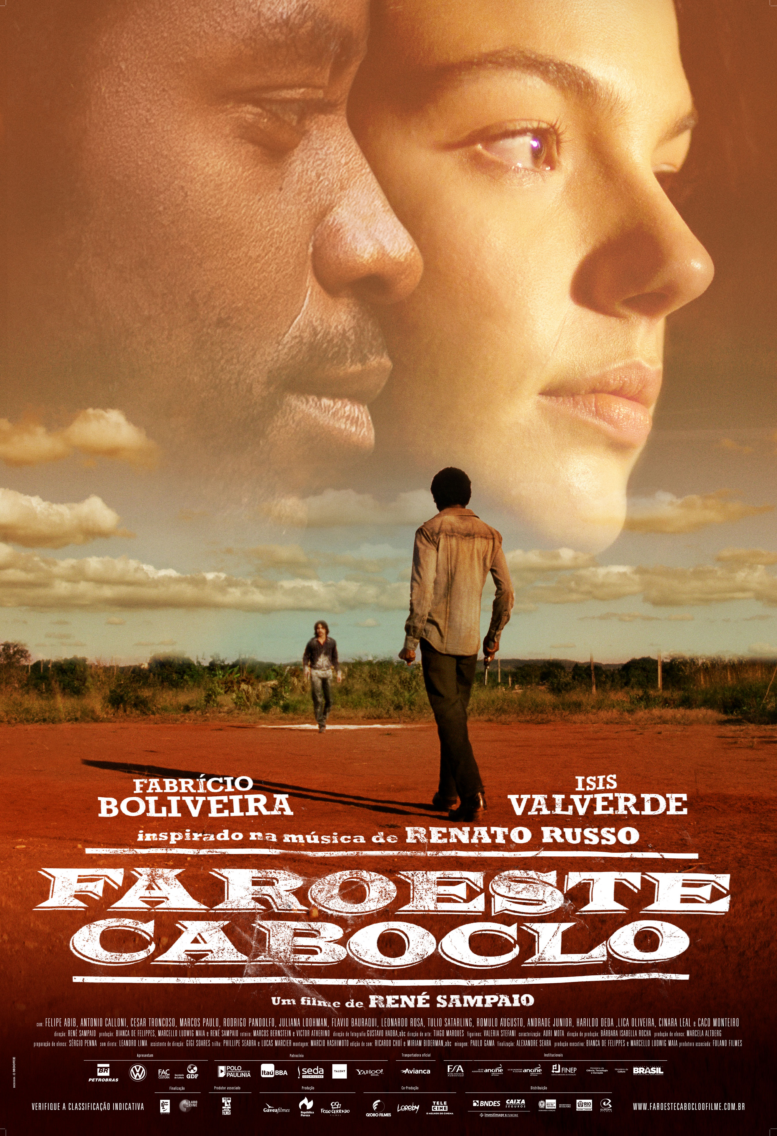 Faroeste Caboclo-Official Poster Banner PROMO POSTER FULL-08ABRIL2013
