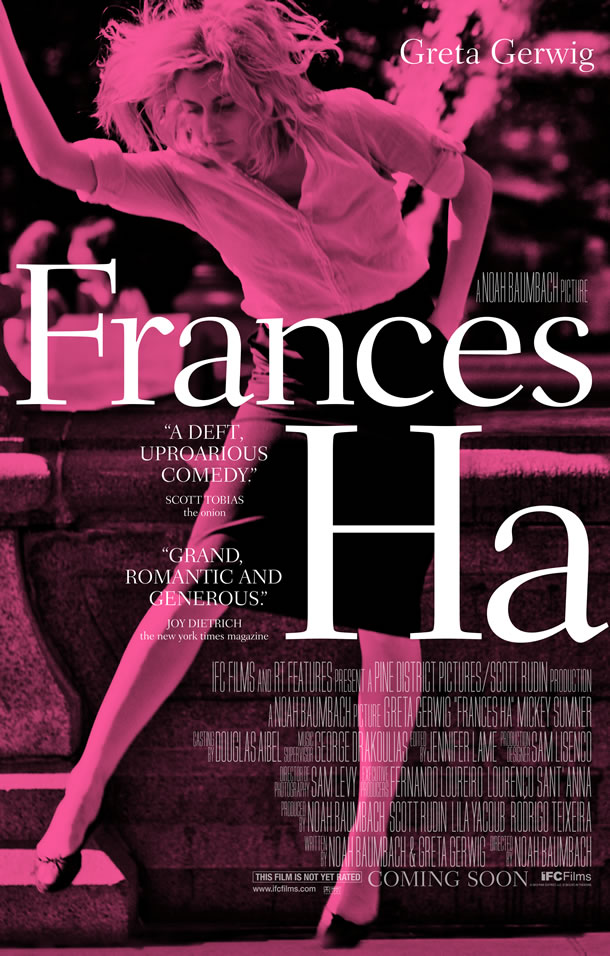 Frances Ha-Poster International