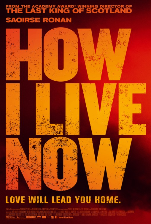 How I Live Now-Official Poster Banner PROMO POSTER-19AGOSTO2013
