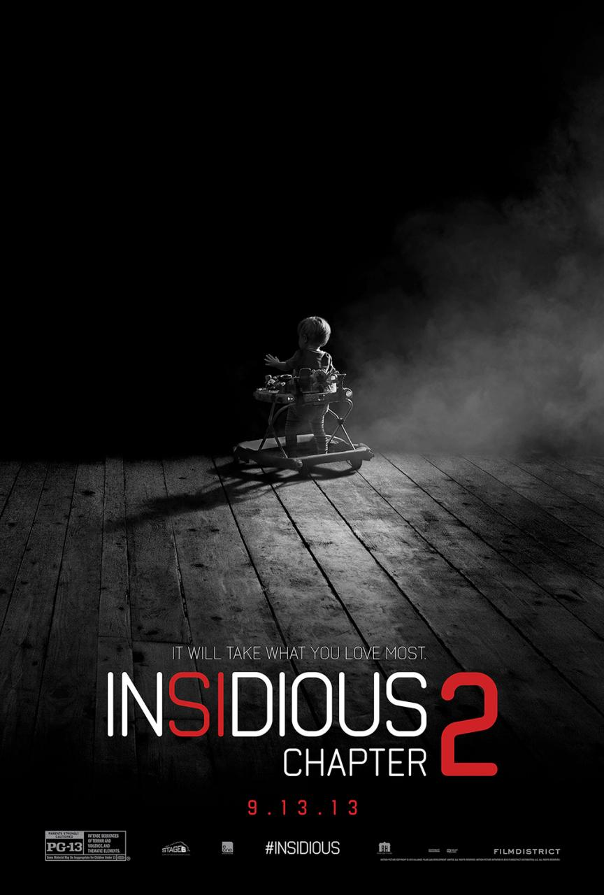 Insidious Chapter 2-Official Poster Banner PROMO PHOTOS-18JULHO2013-08