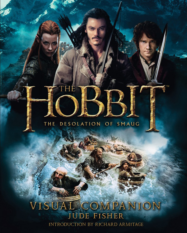 The Hobbit The Desolation of Smaug-Official Poster Banner PROMO BOOKS-19AGOSTO2013-02
