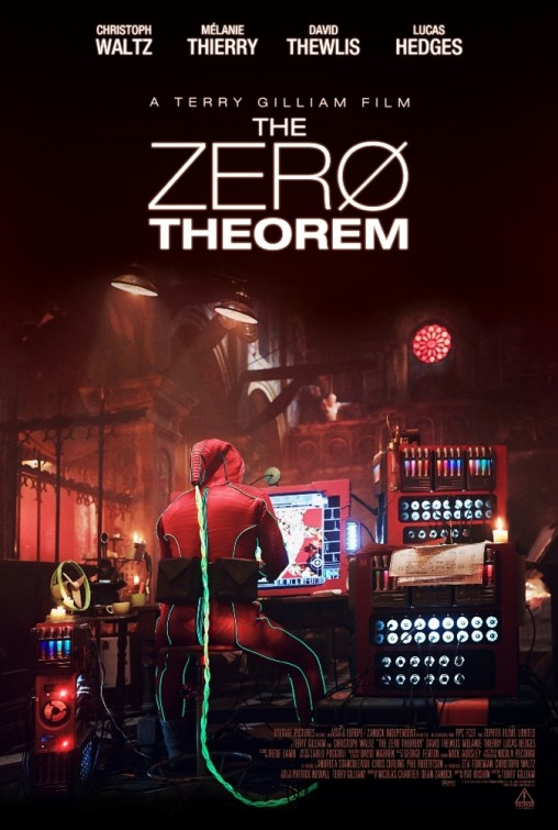 The Zero Theorem-Official Poster Banner PROMO POSTER-21AGOSTO2013