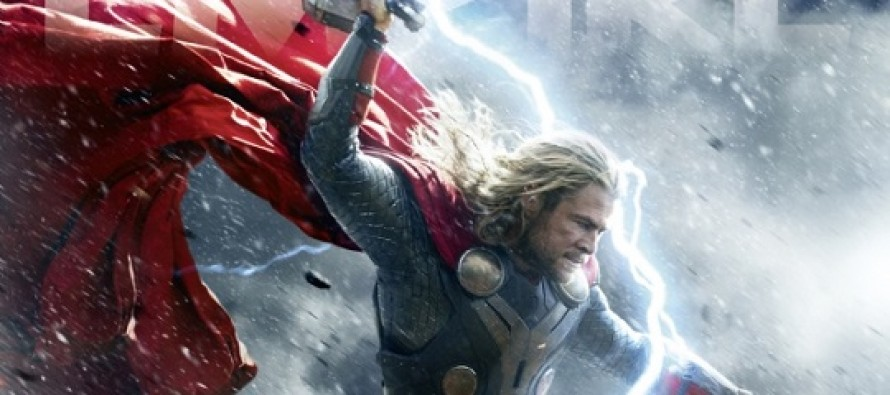 Assista ao primeiro comercial (estendido) de Thor: O Mundo Sombrio, com Chris Hemsworth e Tom Hiddleston