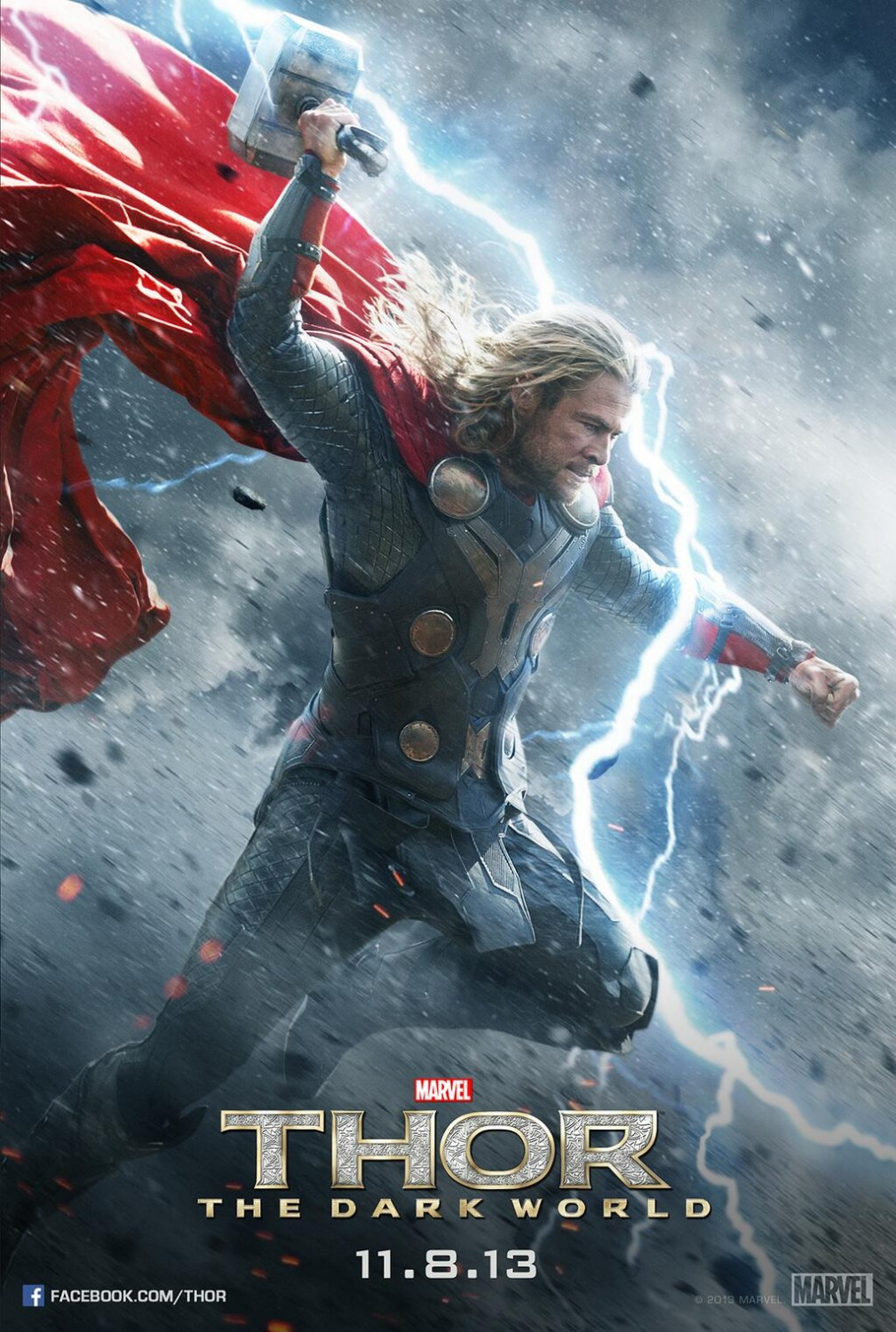 Thor The Dark World-Offcial Poster Banner PROMO CHAR-27AGOSTO2013-02