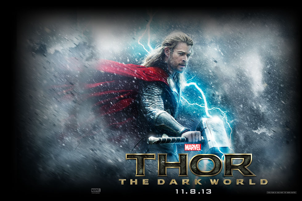 Thor The Dark World-Official Poster Banner PROMO BANNER-23ABRIL2013