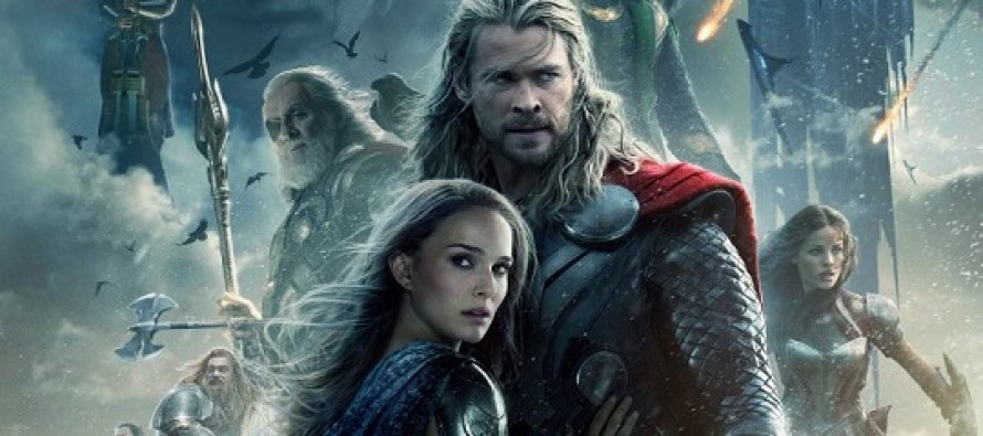 Novo trailer de Thor: O Mundo Sombrio estrelado por Chris Hemsworth, Natalie Portman e Tom Hiddleston!