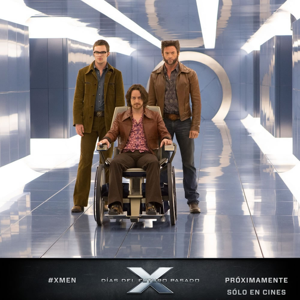 X-MEN DAYS OF FUTURE PAST-Official Poster Banner PROMO PHOTO-19AGOSTO2013