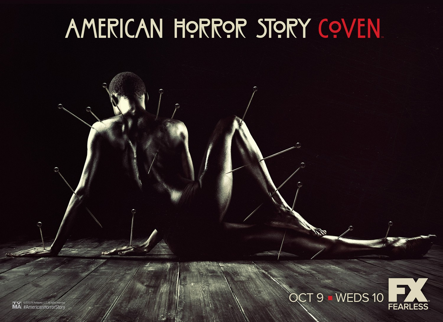 American Horror Story Coven-Season 3-Official Poster Banner PROMO-16SETEMBRO2013-02
