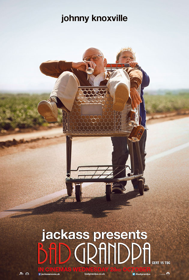Bad Grandpa-Official Poster Banner PROMO POSTER-12SETEMBRO2013