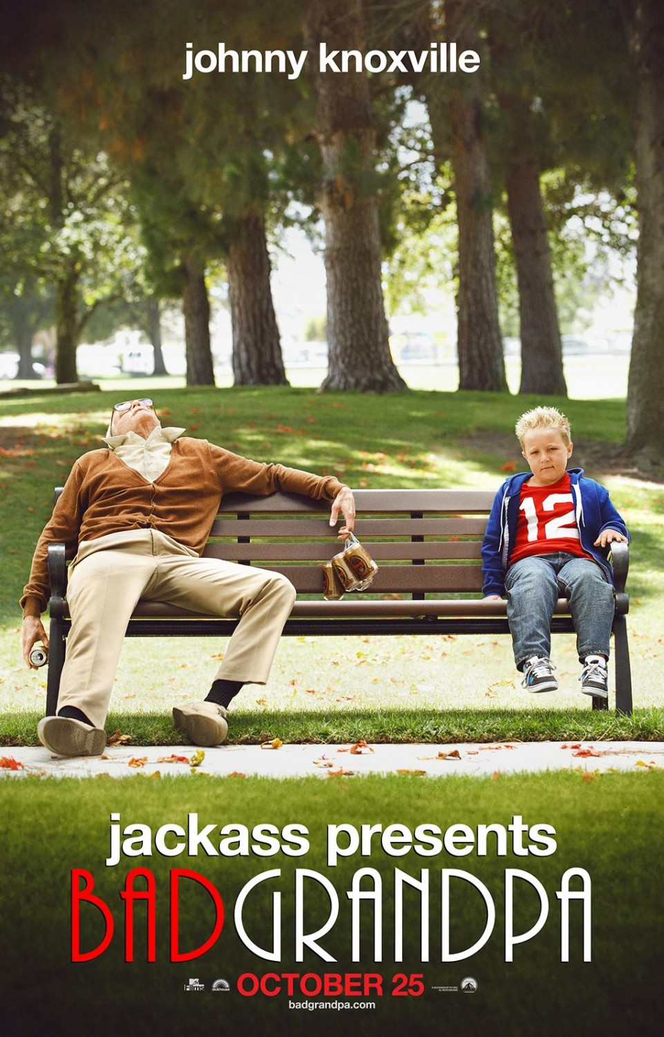 Bad Grandpa-Official Poster Banner PROMO POSTER-17SETEMBRO2013
