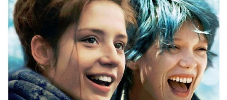 Assista ao novo trailer internacional de La vie d'Adèle (Blue is the Warmest Color), drama francês vencedor da 'Palma de Ouro' em Cannes 2013