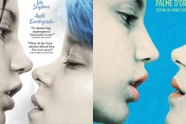 La vie d'Adèle (Blue is the Warmest Color), drama vencedor da 'Palma de Ouro' em Cannes ganha cartazes inéditos