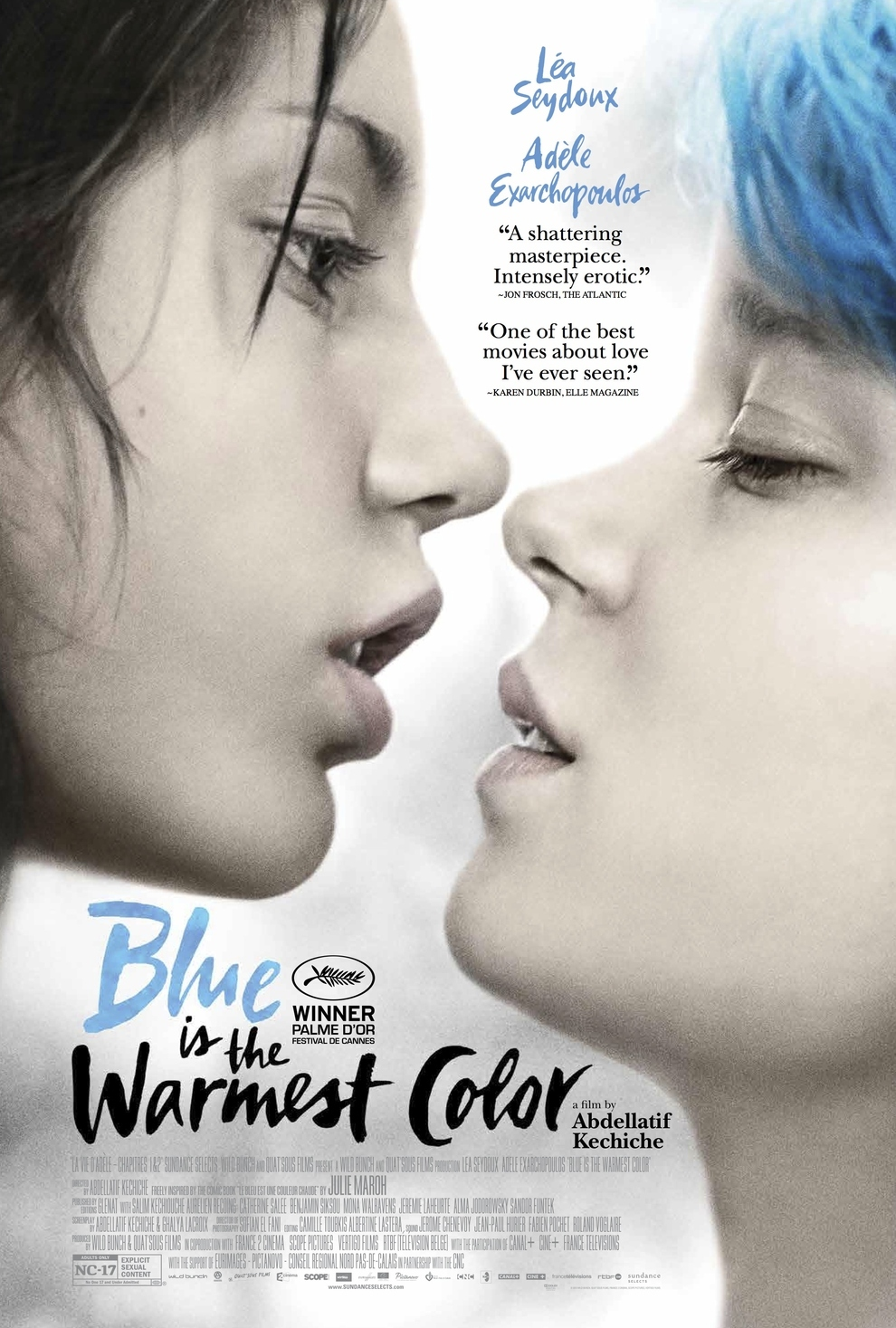 Blue is the Warmest Color-Official Poster Banner PROMO POSTER-23SETEMBRO2013-01