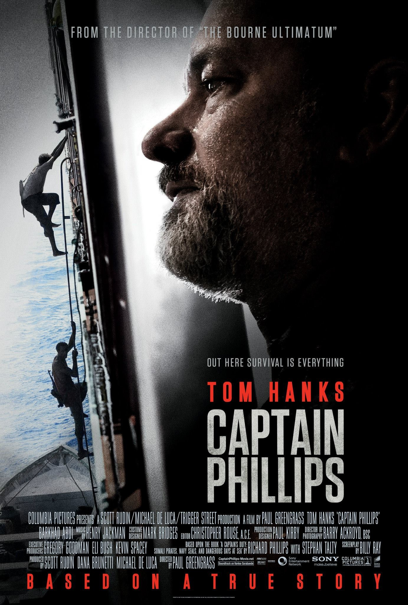 Captain Phillips-Official Poster Banner PROMO POSTER-03SETEMBRO2013