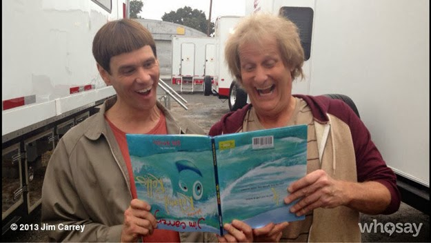 Dumb and Dumber To-Official Poster Banner PROMO SET-25SETEMBRO2013-01
